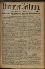 Kremser Volksblatt