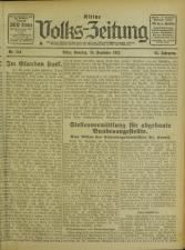 Kleine Volks-Zeitung