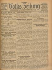 Kleine Volks-Zeitung 19290617 Seite: 1