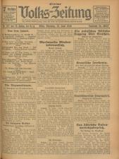 Kleine Volks-Zeitung 19290618 Seite: 1