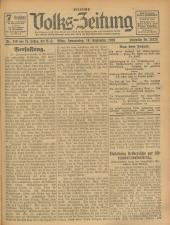 Kleine Volks-Zeitung 19290919 Seite: 1