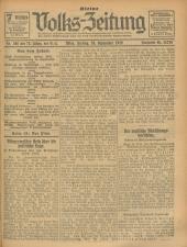 Kleine Volks-Zeitung 19290920 Seite: 1