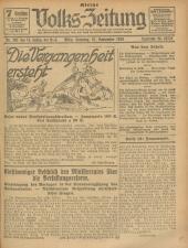 Kleine Volks-Zeitung 19290921 Seite: 1