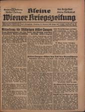 Kleine Wiener Kriegszeitung