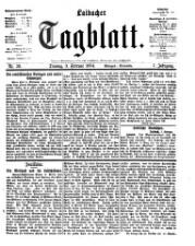 Laibacher Tagblatt