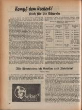 Wochenblatt der Bauernschaft für Salzburg 19381119 Seite: 22