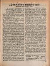 Wochenblatt der Bauernschaft für Salzburg 19381119 Seite: 9