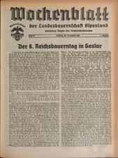 Wochenblatt der Bauernschaft für Salzburg 19381203 Seite: 3