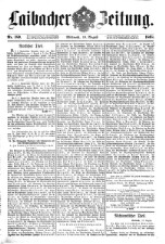 Vereinigte Laibacher Zeitung
