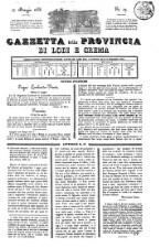 Gazzetta della provincia di Lodi e Crema