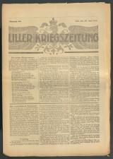 Liller Kriegszeitung