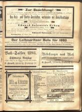 Leitmeritzer Zeitung 18930125 Seite: 11
