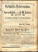 Leitmeritzer Zeitung 18930304 Seite: 11