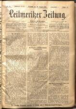Leitmeritzer Zeitung