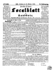 Pesth-Ofner Localblatt und Landbote
