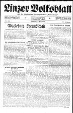 Linzer Volksblatt 19270504 Seite: 1