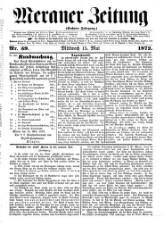 Meraner Zeitung