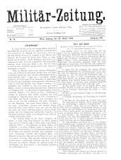 Oesterreichischer Soldatenfreund 18930122 Seite: 1