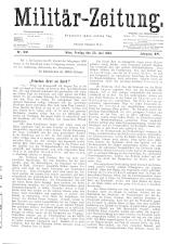 Oesterreichischer Soldatenfreund 18930623 Seite: 1