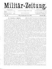 Oesterreichischer Soldatenfreund 18930718 Seite: 1