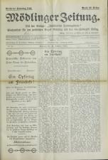Mödlinger Zeitung