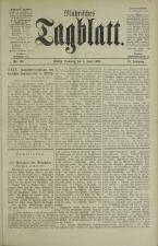 Mährisches Tagblatt