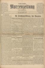 Oesterreichische Morgenzeitung und Handelsblatt
