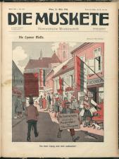 Die Muskete 19160323 Seite: 1