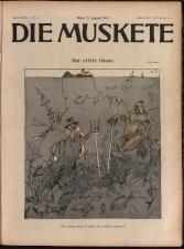 Die Muskete 19210811 Seite: 1