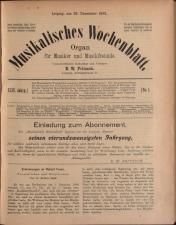 Musikalisches Wochenblatt 18921229 Seite: 1