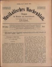 Musikalisches Wochenblatt 18930105 Seite: 1