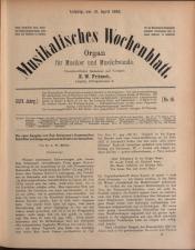 Musikalisches Wochenblatt 18930413 Seite: 1