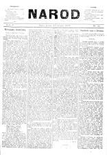 Narod. Das Volk 18930324 Seite: 1