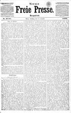 Neue Freie Presse 18791021 Seite: 1