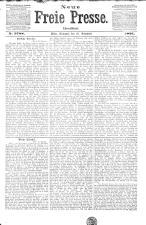 Neue Freie Presse 18911125 Seite: 19
