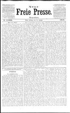 Neue Freie Presse 19130124 Seite: 1