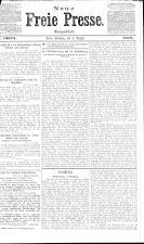 Neue Freie Presse 19180804 Seite: 1