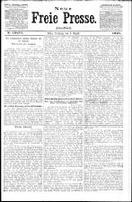 Neue Freie Presse 19180806 Seite: 19