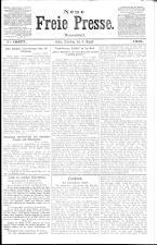 Neue Freie Presse 19180806 Seite: 1