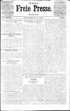 Neue Freie Presse 19201013 Seite: 1