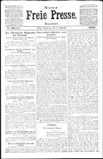 Neue Freie Presse 19201104 Seite: 1