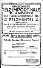 Neue Freie Presse 19201107 Seite: 19