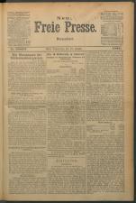 Neue Freie Presse 19221019 Seite: 1