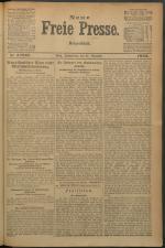 Neue Freie Presse 19221221 Seite: 1