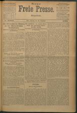 Neue Freie Presse 19221222 Seite: 1