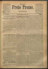 Neue Freie Presse 19230522 Seite: 1