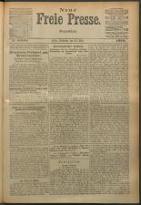 Neue Freie Presse 19230523 Seite: 1