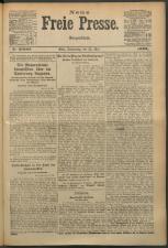 Neue Freie Presse 19230524 Seite: 1