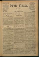 Neue Freie Presse 19230725 Seite: 1