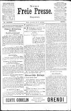 Neue Freie Presse 19240202 Seite: 1